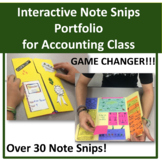 Accounting Interactive Note System