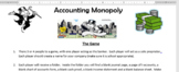 Accounting Monopoly