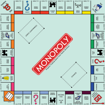 44+ Monopoly accounting worksheet Images