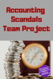 Accounting Scandals Team Project