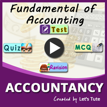 Accounting Test Time - Fundamentals of Accountancy