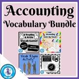 Accounting Vocabulary Bundle