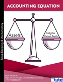 Accounts | Accounting equation - Assessments and Worksheets