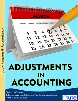 Checking Accounts |  Adjustments in accounting | Assessments and Worksheets
