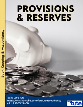 Checking Accountancy   Provision & Reserves   Assessments and Worksheets