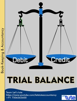 Checking Accounts | Trial Balance | Assessments and Worksheets