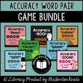 Accuracy Decoding & Fluency Game BUNDLE