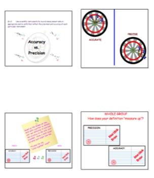 Accuracy and Precision in Science Total Lesson