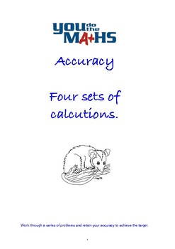 Accuracy in Calculations