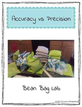 Accuracy vs Precision Bean Bag Lab - Non-Rubric