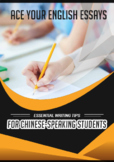 Essay Writing Infographics for Chinese-Speaking ELLs
