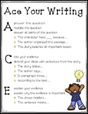 Ace Your Writing Poster