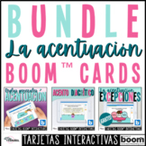 Acentuación Boom Cards™ Bundle