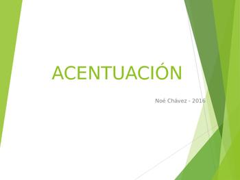 Acentuacion facil, Dual Immersion, Espanol, Spanish accent marks, common core