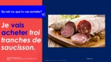 Achat Aliments