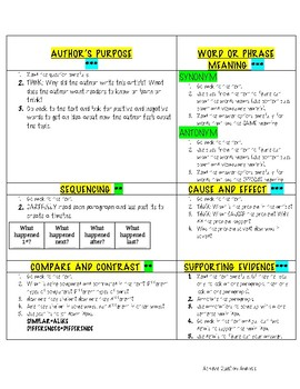 Achieve 3000 Step by Step Reading Strategies