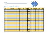 Achieve3000 Activity Score Tracker