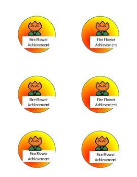 Achievement Awards/Badges
