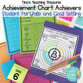 Achievement Chart: Student Portfolio, Feedback, and Goal S