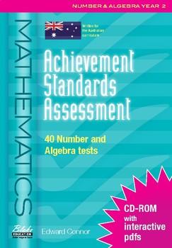 Achievement Standards Assessment: Mathematics - Number & Algebra - Year 2