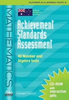 Achievement Standards Assessment: Mathematics - Number & Algebra - Year 6