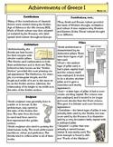 Achievements of Ancient Greece, Part I