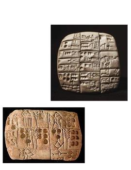Achievements of Mesopotamia