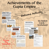 Achievements of the Gupta Empire - Ancient India Unit