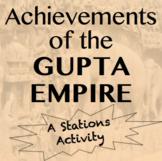 Achievements of the Gupta Empire - Ancient India Unit