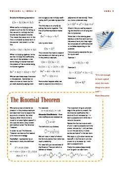 Achieving Success in the Mathematics Classroom - Introducing Algebra