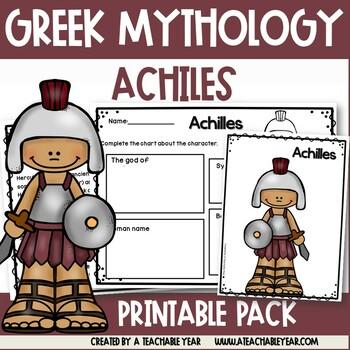Achilles- Myth