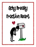 Achy Breaky Fraction Heart