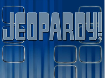Acid Base Jeopardy