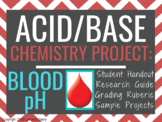 """Distance Learning Science ACID BASE Project: """"Healthy Blood pH"""""""