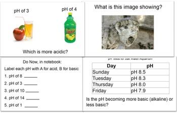 Acid Precipitation Concept Review