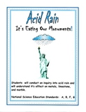 Acid Rain - It's Eating Our Monuments