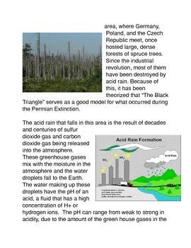 Acid Rain and the Permian Extinction