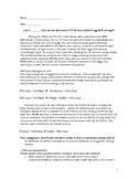 Acid and Base Lab #1 - Soda Acidity