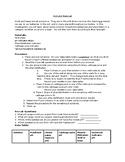 Acid and Base Lab--Cabbage Juice