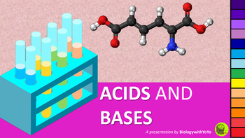Acid and Bases Presentation and Student Notes