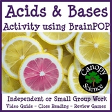 Acids & Bases BrainPOP