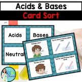 Acids & Bases Card Sort