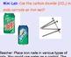 Acids & Bases, Chemistry - Lesson Presentation, Mini-Lab Experiment, Videos
