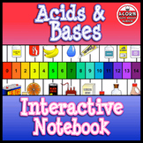 Acids, Bases Interactive Notebook