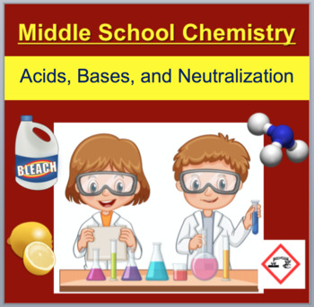 Acids, Bases, and Neutralization - A Middle School Introduction