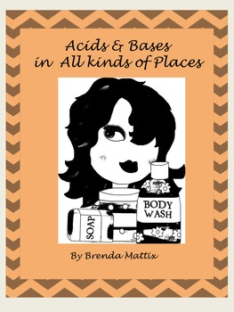 Acids & Bases in All Kinds of Places