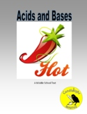 Acids and Bases - Science Reading Passage Set (2 levels)