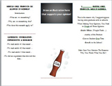 Acids and Bases Activity: Should Coke Products Be Allowed