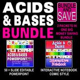 Acids and Bases Bundle