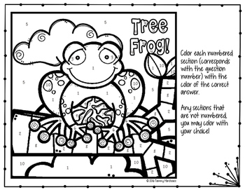 Acids and Bases Coloring Page